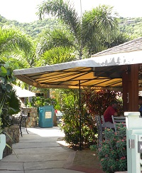coral bay outlook dining