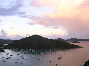 Coral Bay Outlook Main House Virgin Islands St. John